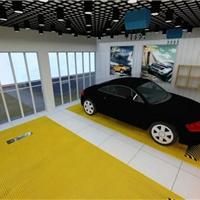 专业生产洗车店用漏水网格板图片