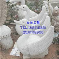 济南园林石雕厂家批发石雕天鹅价格