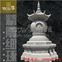 供应惠安寺庙佛塔石雕灵塔石头花岗岩雕刻