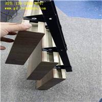 氟碳铝方管25*25焊接