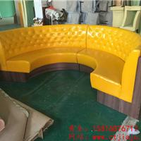 福田定做弧形卡座沙发,异形沙发找哪个厂家