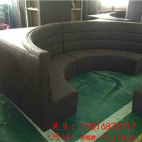 龙岗弧形卡座沙发,龙岗异形沙发定做厂家