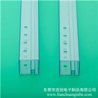 货期准时变压器包装管 广东pvc包装方管