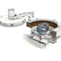 供应BHS转子离心式破碎机 (RSMX)