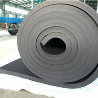 厂价批发黑色阻燃高密度橡塑板,真正产地厂家,批发