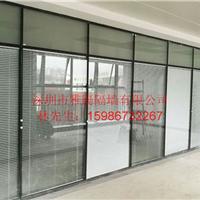 深圳坪山成品玻璃隔断