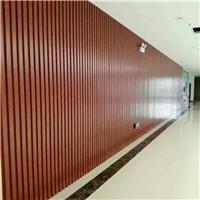 珠三角地区铝合金凹凸墙身板 木纹长城铝板