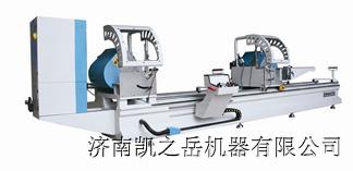 供应凯岳程控精密锯铝幕型材自动切割锯设备