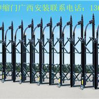 供应广西南宁各工厂单位电动伸缩门