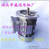 Y2-7124-0.37KW立式B14铝壳三相异步电动机