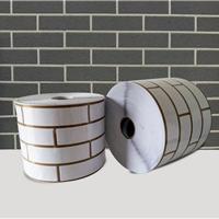 供应真石漆仿砖贴纸胶带 外墙仿砖模具胶带