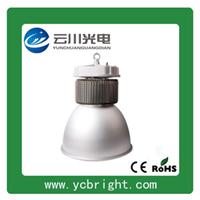 供应银白色新款鳍片式大功率150WLED工矿灯