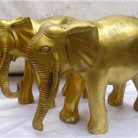 供应铜大象铸造_河北志彪雕塑公司
