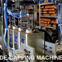 防爆防腐蚀液体灌装机化工行业灌装设备厂家