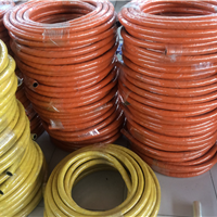 供应挤出硅胶管 硅胶套管 耐高温硅胶管