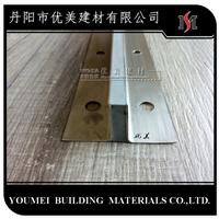 影院地面分隔缝不锈钢分割条型号定制