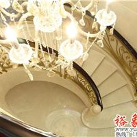 广东最好的铜扶手厂-裕象铜楼梯扶手