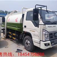 东风多利卡吸粪车改装3至12吨二手吸污车配置及型号