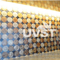 环保装修材料有哪些树脂板装饰板UVST