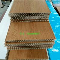 供应竹木纤维集成墙面,石塑板