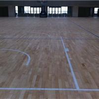 美华枫木纹篮球场运动地板凸显您的运动精神