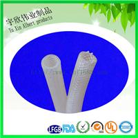 净水器编强高抗压硅胶管  硅胶复合编织管