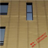 吊顶铝板钢板网,铁铬钢铝板网,铝板丝网吊顶厂家