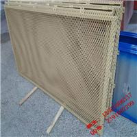 定制金色拉伸铝网,铝制铝板拉伸网,铝板丝网定做厂家