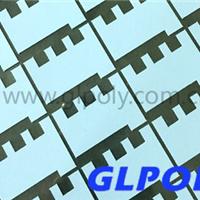 玻纤布导热硅胶片玻纤布矽胶导热片2.8瓦