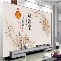 供应宽幅无缝壁画 海量图库 可供选择
