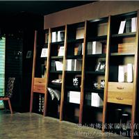 整板打造全铝书柜 防虫防开裂 环保耐用