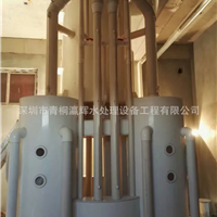自动冲洗排污曝气溶氧泳池水处理设备