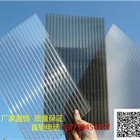 十年10mm阳光板采光PC板透明雨棚板遮阳温室