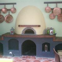 衡阳专业制作披萨窑炉,圆形披萨炉设计