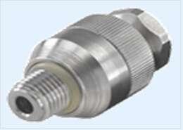 外螺纹快速连接器 检漏连接器 气密性测试