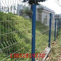 桃形柱护栏小区别墅围墙护栏网 组装护栏