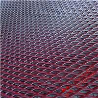 佛山建筑模板铝拉伸网,吸声铝板冲孔网,铝板压花网加工厂