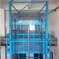 1-10吨液压升降机/1-10吨导轨式升降机