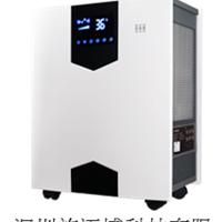 施迈博新版空气净化器KS803净化除霾好帮手