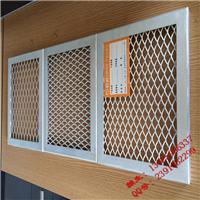 供应岩棉毡铝钢板网,条形拉伸铝网,铝板压花网产品特点