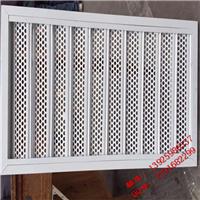 外墙装饰钢铝板网天,棚铝板钢板网,铝板丝网效果图