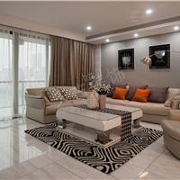 天古寰宇天下4居室现代风格装修设计展示