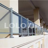 杭州力澜护栏有限公司供应玻璃护栏