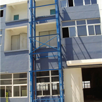 供应广东1吨2吨3吨升降货梯