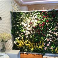 新款仿真植物墙店铺装饰小清新田园风格多变