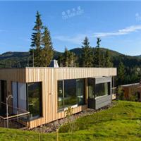 中国建造好木屋的公司―领秀木屋