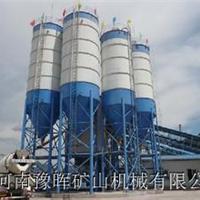豫晖供应建筑机械HZS180型混凝土搅拌站