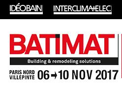 2017年法国建材展巴黎建材展BATIMAT(两年一届)