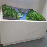 供兰州地形地貌模型|甘肃地形模型