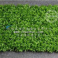 供应仿真草坪绿植物背景墙海棠叶室内外婚庆